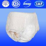 Couche-culotte adulte de bébé pour la garniture adulte de garniture intérieure avec la garniture adulte de couche-culotte de couches-culottes de balle (AD421)
