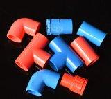 PVC-U 관 도관 UPVC 관 이음쇠 전기 PVC 관