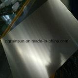 Feuille d'alliage d'aluminium utilisée pour l'appareil-photo