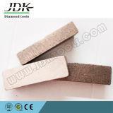 돌 절단 도구를 위한 Jdk에 의하여 소결되는 다이아몬드 세그먼트