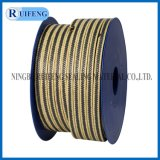 Yp001 Graphite PTFE avec Aramid Fiber in Corners Emballage Braided Renforcé