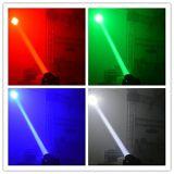 小型10W LEDのビーム軽い移動ヘッド段階ライトディスコライトおよび党ライト