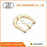 Boucle de courroie ronde personnalisée divers par sac en métal en or léger