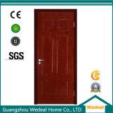 Personalizar a porta de madeira contínua do MDF do composto para casas