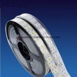 12V doppio indicatore luminoso di striscia flessibile di riga 600LEDs SMD 5050 LED