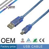 Het Mannetje van de Kabel van de Uitbreiding van Sipu USB 2.0 aan Wijfje voor Computer