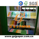 Branca alta qualidade ou cor Papel offset em Stocklets