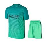 Sublimação de malha barato camisolas de futebol por atacado