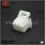 12 Pin白いTyco/AMPの電気コネクタ174913-6