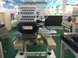 Einzelner bester Hauptentwurfs-Handelsstickerei-Maschine für die Schutzkappe flach