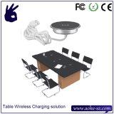 Qi 테이블 책상 가구 사용법 무선 충전기