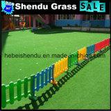 Goedkoop 20mm Kunstmatig Gras met Lage Dichtheid en Enige Steun