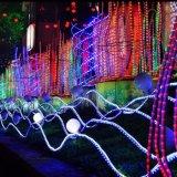 Водоустойчивый свет веревочки Ce/RoHS Approved СИД для напольного украшения