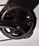 700cc Retro E Bike 36V 250W avec suspension de qualité