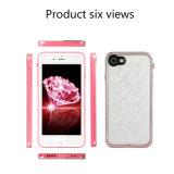 iPhone 7のための水晶塵か防水携帯電話の箱