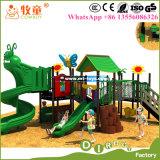 ステンレス鋼は屋外の演劇端末、子供の公園のための屋外の運動場端末をからかう