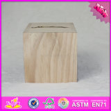 2017 Atacado Baby Wooden Pen Holder, Engraçado Kids Wooden Pen Holder, Melhor Chidren Wooden Pen Holder W18A002