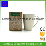 Beständige Hochtemperaturkaffeetasse biodegradierbar mit Griff