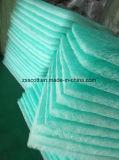 Mídia de filtro de fibra de vidro deitado de basquete