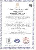 ISO9001の縦のタービンポンプ