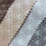 Haltbares Chemiefasergewebe Belüftung-Leder für Wand-Dekoration