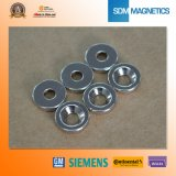 De concurrerende Magneet van de Ring van het Neodymium van de Zeldzame aarde N33