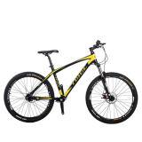 鎖のないアルミ合金のフォークはタイヤ伝達駆動機構シャフトのマウンテンバイクの自転車を反突き刺す