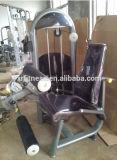 Máquinas de ejercicio comercial equipo aductor del muslo interior