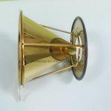 acero inoxidable Oro Paperless vierta sobre el filtro de café