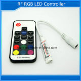 Mini RGB controlador remoto LED