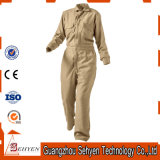 Combinaison 35%Cotton et 65%Polyester de chemises d'usine de la Chine longue