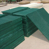 FRP Grating met hoge weerstand, Grating van de Glasvezel, Gratings. Glassfiber
