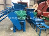 Sector de la maquinaria de minería de la madera y plástico y caucho/máquina trituradora de neumáticos