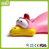 Alvo da galinha e do pato que soa o brinquedo do animal de estimação do cão de brinquedo