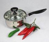 ステンレス鋼のSaucepotのカセロールの単一の鍋