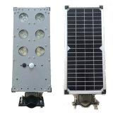 Réverbère solaire integrated neuf de 9W DEL avec le détecteur de mouvement