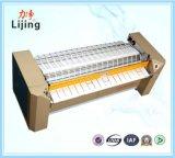 Het Verwarmen van de Apparatuur van de wasserij Elektrische Enige het Strijken van de Rol Machine met ISO 9001