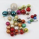 De Veelkleurige Bal van Kerstmis van de Decoratie van de vakantie (JG687)