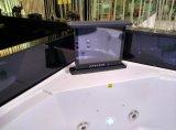 Banheira de massagem Monalisa Two Persons com TV, Ice Box