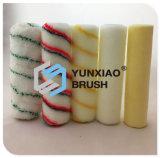 Щетка ролика краски ткани смешивания с пластичными инструментами картины ручки