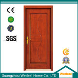 Красная панель двери Veneer дуба отлитая в форму HDF деревянная для проекта
