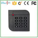 Lettore di controllo di accesso della tastiera di prezzi 125kHz Wiegand 34 del lettore di schede del chip di identificazione di Em RFID