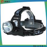 Portable 야영 옥외 빛 3 LED 옥수수 속 Headlamp