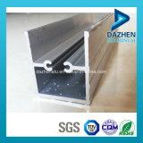 Profilo di alluminio personalizzato dell'espulsione per il metallo del portello della finestra