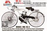 48ccエンジンのバイク280PCSのスポークのガスのMororの自転車(MB-18-3)