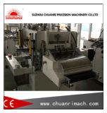 Máquina cortando de Trepanning da fita do silicone com auto sistema de controlo do petróleo