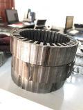 Éolienne de laminage de stator de moteur avec automatique