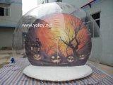 Transparente inflable Alquiler de Decoración Globe