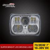 strahlen quadratischer Scheinwerfer 7inch hallo niedrig LED-fahrendes Licht