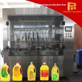 De plantaardige Fabrikant van de Machine van het Flessenvullen van de Olie van het Roestvrij staal van de Vuller van de Olie van het Zaad